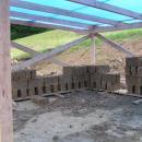 ekologiczny dom z gliny i słomy